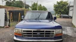 Título do anúncio: Ford F1000 XL HSD 2.5