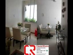 Excelente apartamento à venda 2 quartos com dependência. 1 vaga