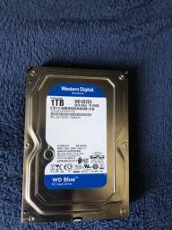 HD Desktop 1 TB Western Digital 6GB/s