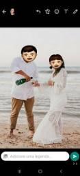 Vestido pra casamento civil ou elopement weddnig