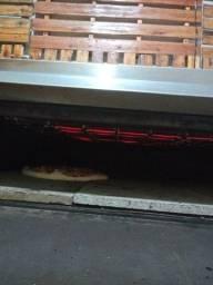 Forno para pizza elétrico 220 vts  em ótimo estado de funcionamento