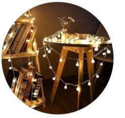 Lindo Kit Com 10 Luminárias Para Decoração!
