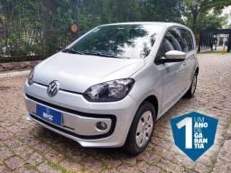 VW Up 15/16 Revisada - Garantia - parcela baixa (não é Gol Uno Ka Fit HB20)