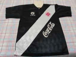 Camisa Vasco da Gama ano 1993 original para colecionador.
