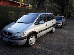 Título do anúncio: Automovel Zafira 2001, único dono, perfeito estado.