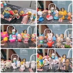 Coleção de Brinquedos McDonald's. Vintage 2. Ver anúncio.