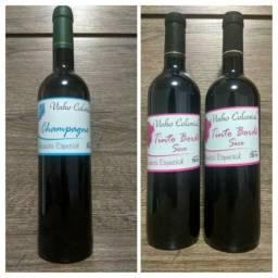 Vinho Colonial das Serras Gaúchas