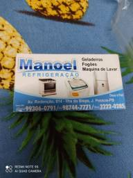 Conserto de lavadoras, refrigeradores e fogão da marca CONSUL E BRASTEMP