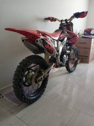 CRF 250r Ano 2008 mix
