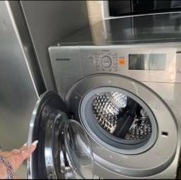 Lava e Seca Brastemp BNQ10AB Água Quente com Ciclo Tira Manchas Pro