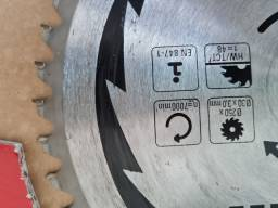 Disco de serra 250mm