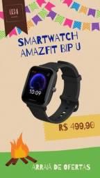 Relogio Smartwatch Amazfit BIP U