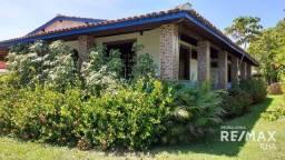Título do anúncio: Casa com 4 dormitórios à venda, 300 m² por R$ 850.000,00 - Barra Grande - Vera Cruz/BA