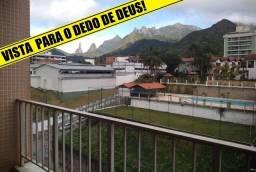Título do anúncio: Apartamento com 2 dormitórios à venda, 70 m² por R$ 450.000,00 - Alto - Teresópolis/RJ