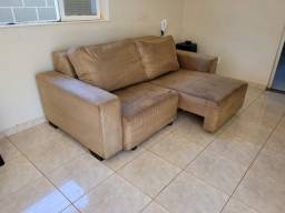Título do anúncio: Vendo sofá 399,00 .ja higienizado.