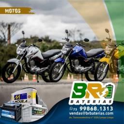 Baterias apartir de R$ 175,00 a vista