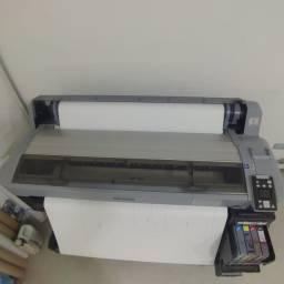Impressora plotter sublimação Epson f6370