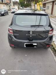Título do anúncio: Vendo Renault Sandero Vibe