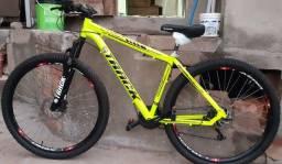 Título do anúncio: Bicicleta aro 29 Mountain bike freio a disco