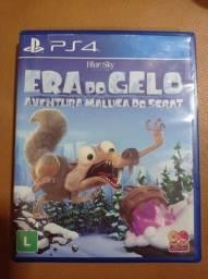 Jogo PS4 ( ERA DO GELO )