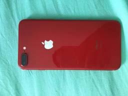 iPhone 8 Plus red vitrine