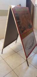 Título do anúncio: Cavalete de ferro 1,40 de altura por 80 de largura