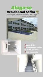 Apartamento Condomínio Safira - Rio Largo