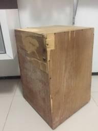 Carron/cajon de madeira