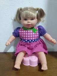Boneca 37 cm, LEIA
