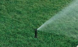 Irrigação e montagem de jardim!