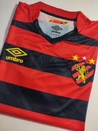 Camisa do Sport Clube do Recife