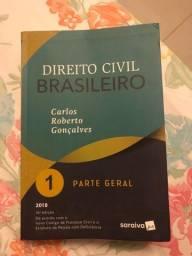 Direito Civil Brasileiro volume 1 - Carlos Roberto Gonçalves