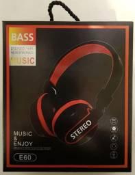 Headset Play 4 com fio