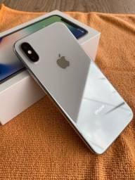 Título do anúncio: iPhone X 64gb super conservado!!