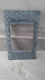 Pedra granito  fogão cooktop 5 bocas