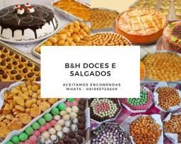 B&H doces e salgados