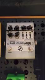 Título do anúncio: Pedal AMP NIG