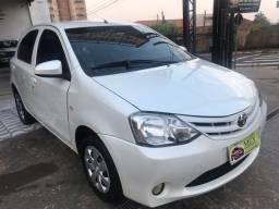 Título do anúncio: Toyota Etios X 1.3 Manual - 2015