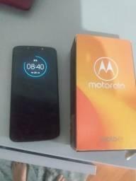 Moto E5 Plus Com Nota