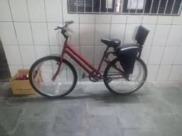 Bicicleta nova 3 mês de uso