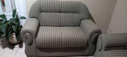 Vendo sofá 2 lugares e 3 lugares