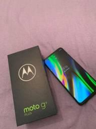 Moto G9 plus 128 GB Tudo ok