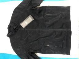 Jaqueta casaco impermeável