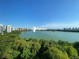 Cond Península Fit Vista Livre Lagoa Andar Alto