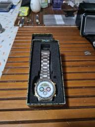 Relógio Citizen anadigi C050 relíquia impecável