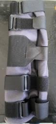 Imobilizador de joelhos ortopédico