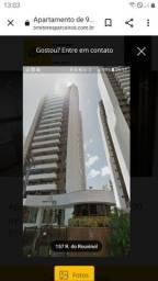 Título do anúncio: Vende ou aluga Apto, 3/4 varanda gourmet com 2 vagas garagens no Morada dos Arcos no Imbui
