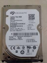 HD Notebook 500gb Seagate