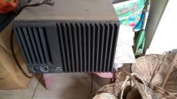 Ar condicionado antigo