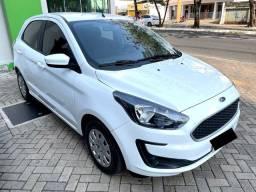 Título do anúncio: Ford KA 1.0 SE Hatch 19/20 Unico Dono Ipva Pago Pneus Novos